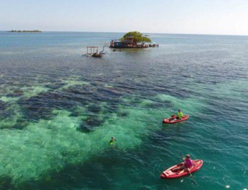 Eine andere Welt in Mittelamerika (Belize)